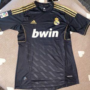 Real Madrid Ronaldo short sleeve soccer jersey